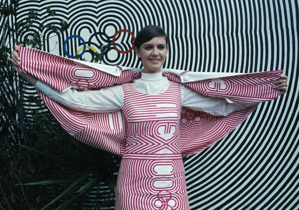 Những bộ đồng phục đẹp trong lịch sử Olympic - Ảnh 3