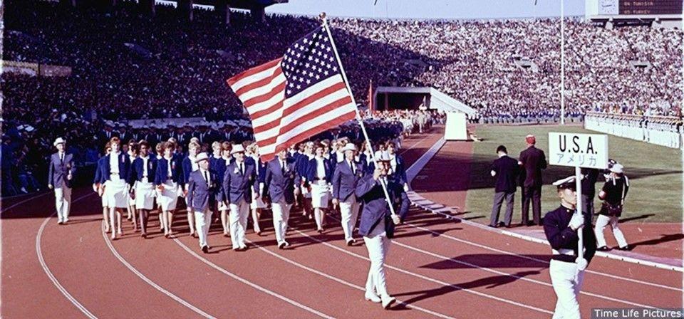 Những bộ đồng phục đẹp trong lịch sử Olympic - Ảnh 2