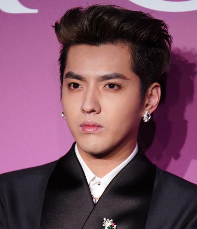 Ca sĩ kiêm diễn viên Ngô Diệc Phàm. Ảnh: 163.