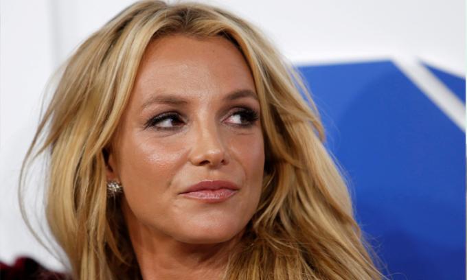Ca sĩ Britney Spears. Ảnh: Reuters