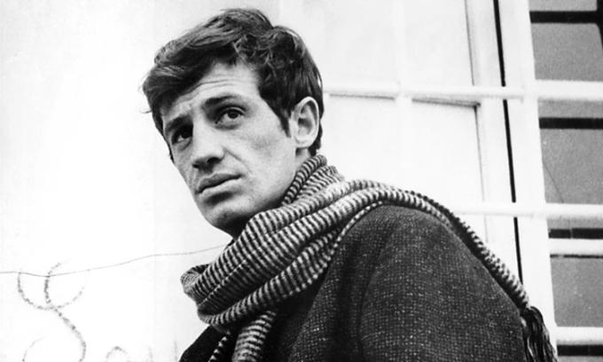 Jean-Paul Belmondo thời trẻ. Ảnh: Photofest