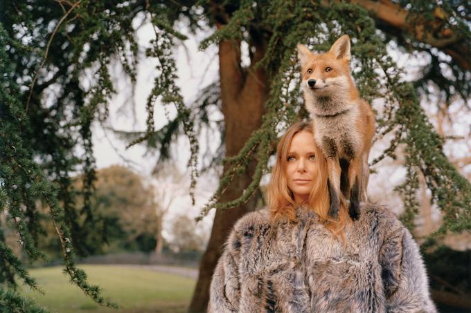 Nhà thiết kế Stella McCartney. Ảnh: Vogue